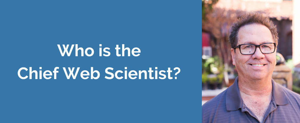 chief web scientist