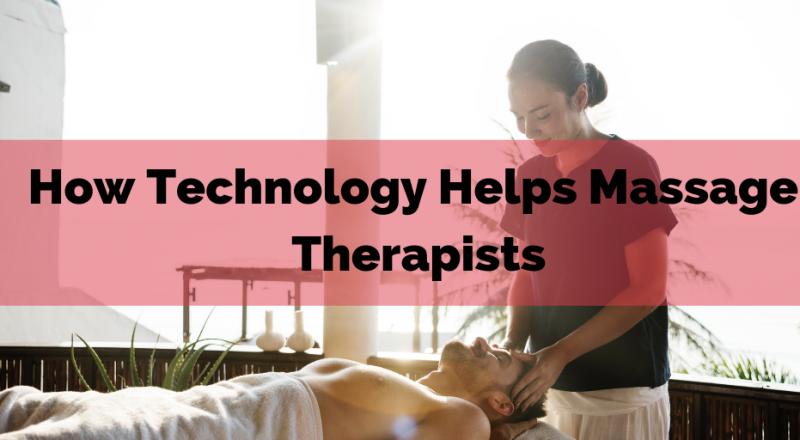 Massage and Technology