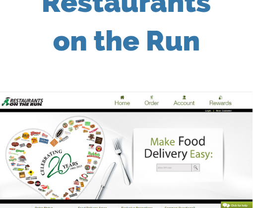 Restaurants on the Run
