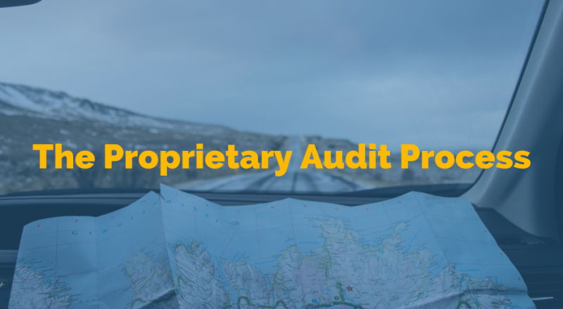 Proprietary Audit Process