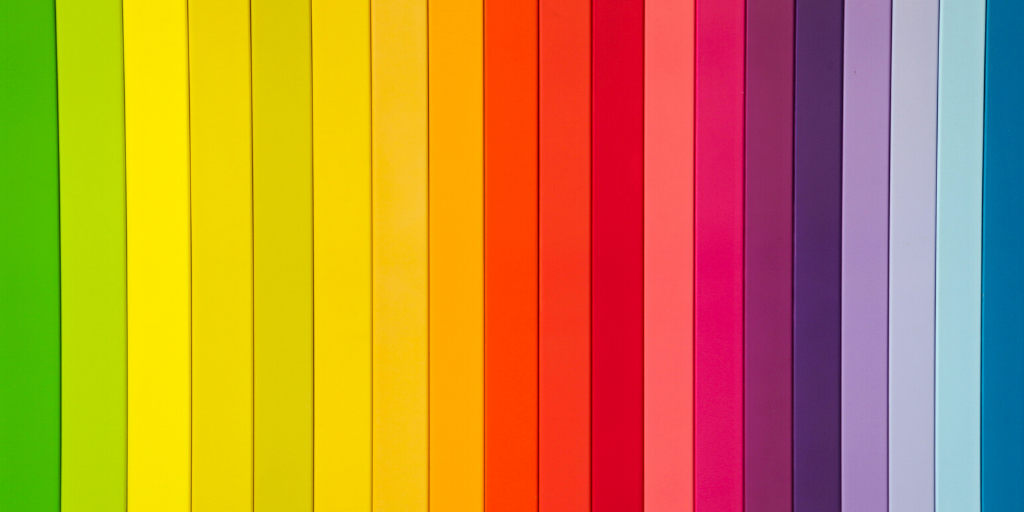 Graphic designers make it colorful